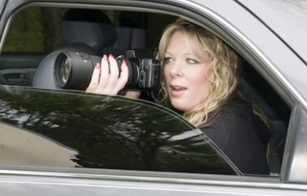 Woman Private Investigator